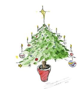 Christmas Card Annos Africa